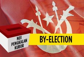 PAS, PKR belum capai kata putus calon PRK Pengkalan Kubor