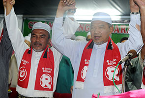 Pengkalan Kubor: Ketiadaan pemimpin PAS dan PR pada majlis pengumuman calon timbulkan persoalan