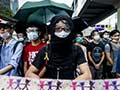 Wajah pemimpin revolusi payung Hong Kong
