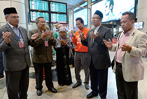 Four of 10 Jakim personnel return from the Netherlands