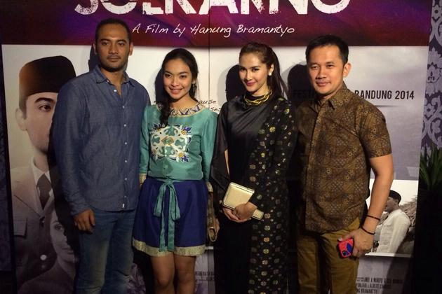 Lagu Terang Bulan buka tirai filem kontroversi Soekarno