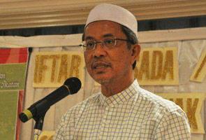 Saya tidak berminat bertanding di Pengkalan Kubor - Kamaruddin Jaafar