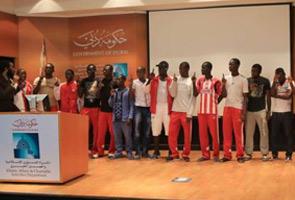 Keseluruhan pasukan bola sepak Cameroon peluk Islam beramai-ramai