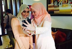 Aliff, anak tunggal Allahyarham Sharifah Aini nikah Oktober ini
