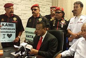 Kami akan 'lawan' GHAH jelajah negara untuk pertahan Akta Hasutan - Mohd Khairul