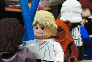 Legoland Malaysia rai hari Star Wars esok