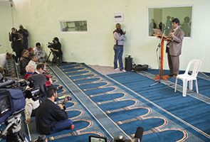 Masjid mesra homoseksual dibuka  di Cape Town