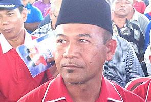 Mat Razi calon BN di PRK Pengkalan Kubor