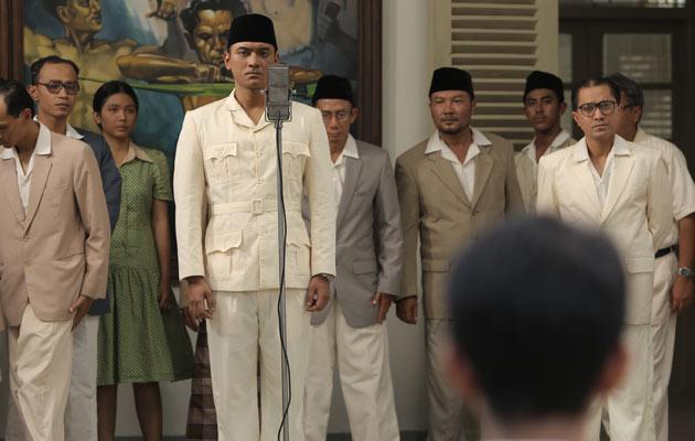 Ikuti wawancara bersama Hanung Bramantyo, sutradara filem Soekarno yang bakal ditayangkan di Malaysia mulai 2 Oktober ini.