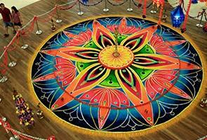 Deepavali: Evolution of the humble 'kolam'