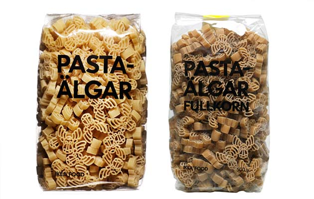 Ikea says customers with an allergy can return PASTALGAR to the Swedish food market at the ground floor of Ikea for a full refund.