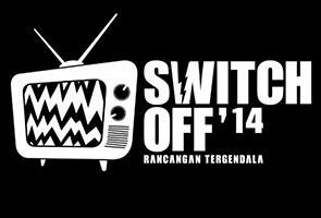 KARYAWAN tolak kempen Switch Off '14