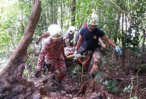 Pelancong asing maut jatuh gaung di Telaga Tujuh