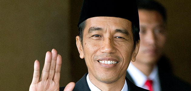 -Im not scared of parliament,- the 53-year-old known as Jokowi told reporters on Oct. 9, flashing his trademark wide grin.