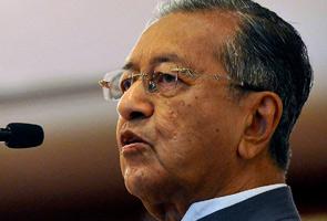 Tun M dilihat lebih kecewa daripada marah terhadap Najib di entri terbaharunya