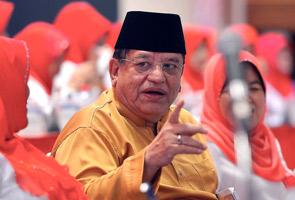Ku Nan mahu Khairuddin tarik balik laporan polis terhadap 1MDB