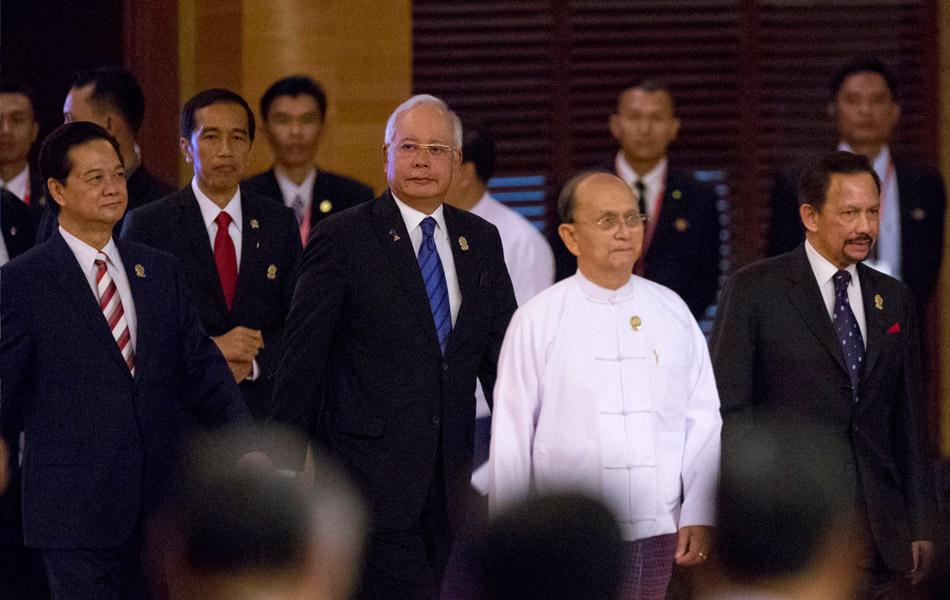 ASEAN, Myanmar