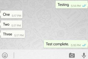 WhatsApp perkenal servis di pelayar web