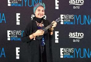 Yuna bakal dedah rahsia diri dalam E! News Asia Special