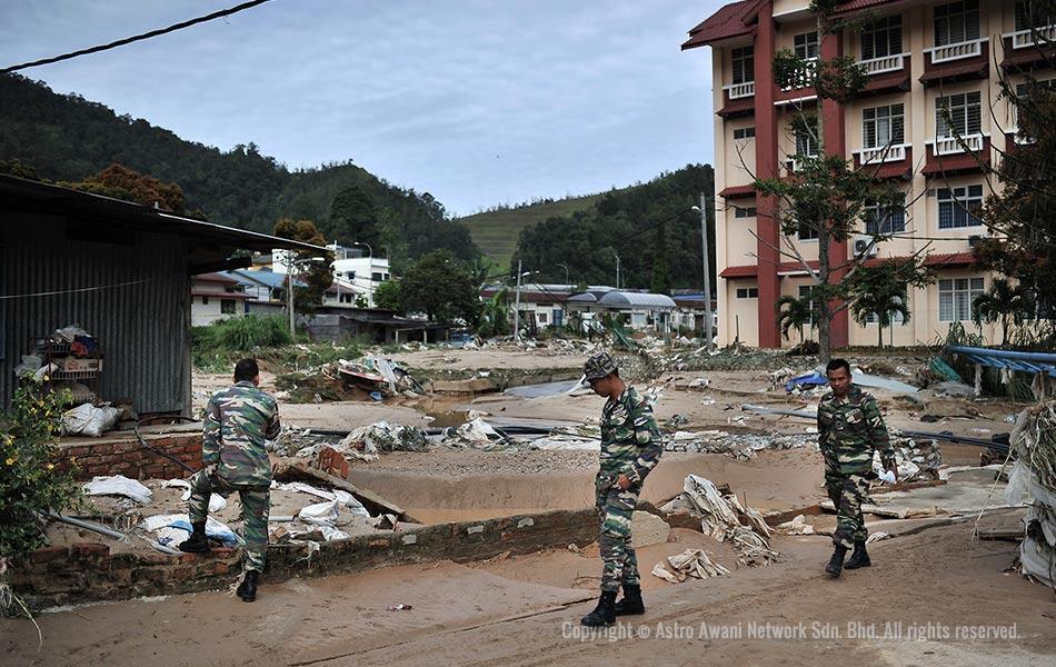 This is Bertam Valley   Bertam Valley mud floods   Photos   Astro ...