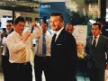 Patrons of KL's top shopping mall thrilled by Beckham's visit