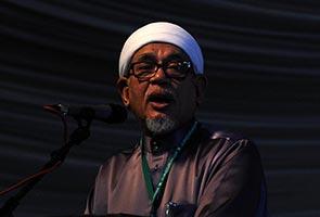 Hudud: 'Kalau agama lain bebas, kenapa agama Islam tak bebas?' - Abdul Hadi