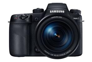 Samsung lancar kamera kompak NX1