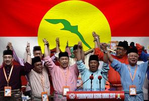 Imbasan 2014: UMNO, 365 hari sebelum 2015