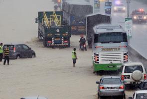 Negeri Sembilan negeri kelapan dilanda banjir