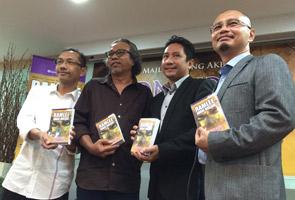 Nasir Jani bakal arah filem adaptasi novel thriller nombor satu Malaysia