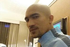 Demam Piala AFF: Dikritik peminat, Indra Putra kini tampil botak