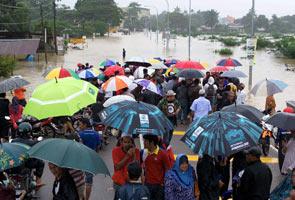 Banjir terburuk di Gua Musang dalam tempoh 30 tahun