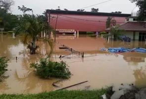 Banjir semakin serius, hampir 60,000 mangsa dipindah