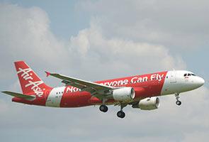 Pesawat AirAsia berpatah balik ke Thailand kerana 'bunyi mencurigakan'