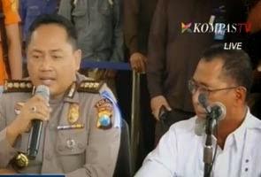 QZ8501: Operasi SAR tergendala kerana cuaca buruk