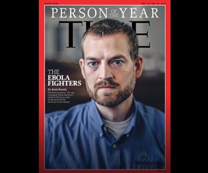 Wajah pejuang Tokoh Tahun 2014 Majalah TIME