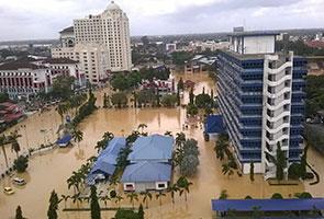 Sesi persekolahan sekolah terjejas banjir ditangguhkan - Muhyiddin