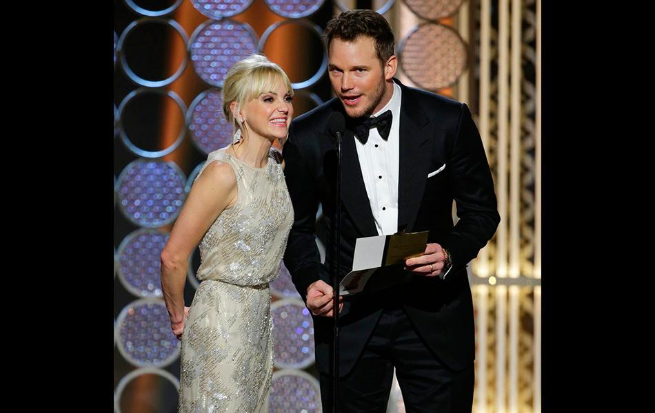72nd Golden Globe Award, 2015