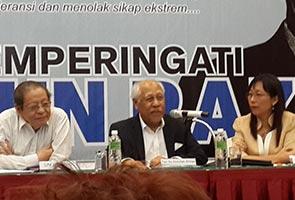 Kerajaan tidak boleh 'hanya cakap sahaja' - bekas setiausaha politik Tun Razak