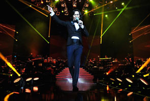 Konsert Anuar Zain ke layar perak, cipta sejarah tersendiri