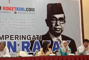 """""""Beri laluan generasi muda memimpin jika mahu legasi Tun Razak diteruskan"""""""
