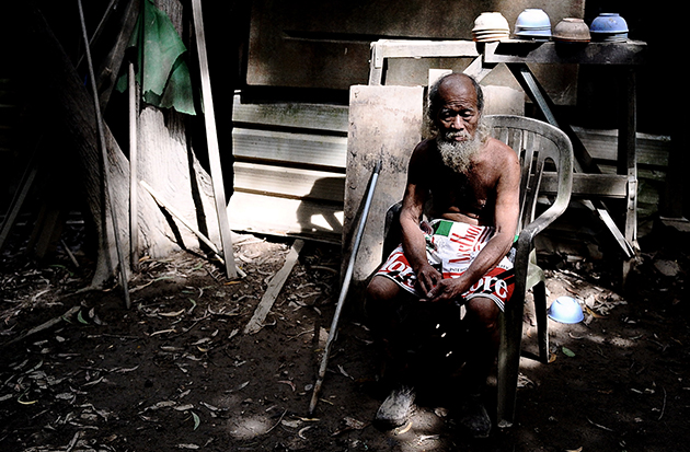 Ini kisah seorang lelaki warga emas yang tinggal sendirian dalam hutan Wangsa Melawati lebih 30 tahun.