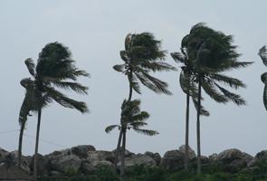 Amaran angin kencang hingga esok