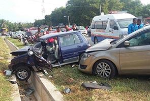 Kemalangan maut Melaka: Polis siasat laporan JPJ terlibat