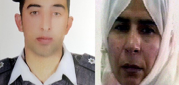 A combo picture made on Jan 28, 2015, shows Maaz al-Kassasbeh (left) and Sajida al-Rishawi (right). Jordan offered to free the female jihadist in exchange for the Jordanian pilot held by the IS group, which is threatening to execute the airman and a Japan
