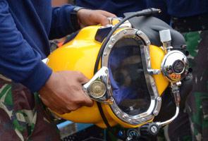 QZ8501: Kotak hitam pesawat ditemui - KEMENHUB