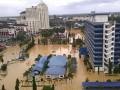 Jumlah mangsa banjir di Pahang meningkat, Kelantan, Perak dan Johor semakin baik