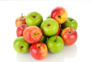 Epal jenis Gala Granny Smith disekat masuk ke Malaysia