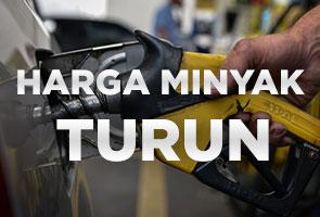 Harga petrol RON95 turun 21 sen, RON97 turun 11 sen bermula esok