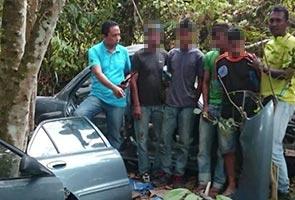 Polis Kedah tumpas Geng Azhar aktif curi kereta